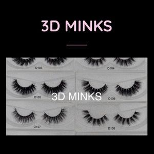 Other - Come shop & Look  through our 3D minks